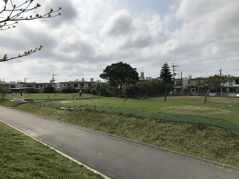 長田門原公園パークゴルフ場