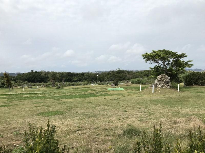 大里城址公園パークゴルフ場